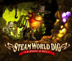 Picture of a game: Steamworld Dig