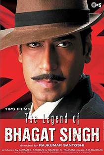 Picture of a movie: The Legend Of Bhagat Singh