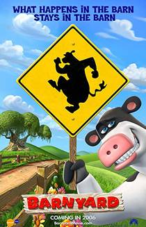 Picture of a movie: Barnyard