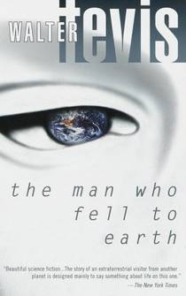 Picture of a book: The Man Who Fell To Earth