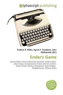 Picture of a book: Ender's Game