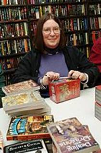 Picture of an author: Patricia C. Wrede