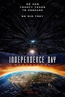 Picture of a movie: Independence Day: Resurgence