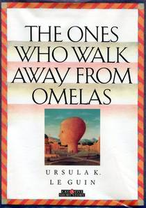 Picture of a book: The Ones Who Walk Away From Omelas
