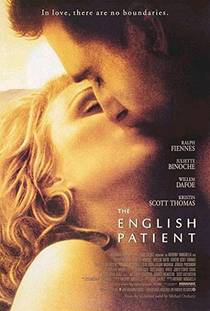 Picture of a movie: The English Patient