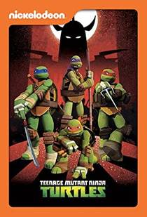 Picture of a TV show: Teenage Mutant Ninja Turtles