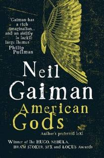 Picture of a book: American Gods