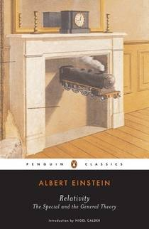Picture of a book: Relativity: The Special And The General Theory