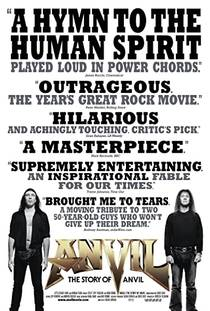 Picture of a movie: Anvil: The Story Of Anvil