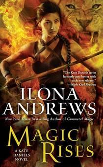 Picture of a book: Magic Rises