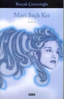 Picture of a book: Mavi Saçlı Kız