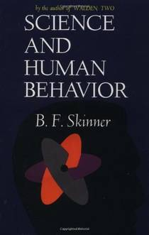 Picture of a book: Science And Human Behavior