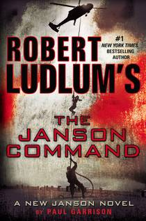 Picture of a book: The Janson Command