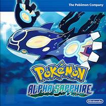Picture of a game: Pokemon Alpha Sapphire