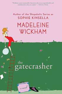 Picture of a book: The Gatecrasher
