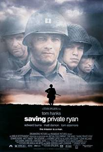 Picture of a movie: Saving Private Ryan