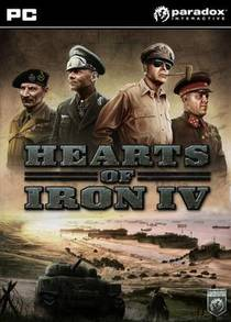 Picture of a game: Hearts Of Iron IV