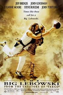 Picture of a movie: The Big Lebowski
