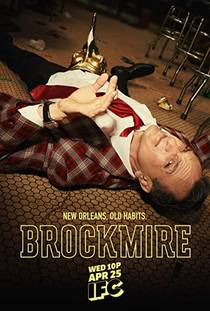 Picture of a TV show: Brockmire