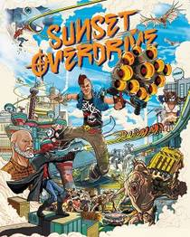 Picture of a game: Sunset Overdrive