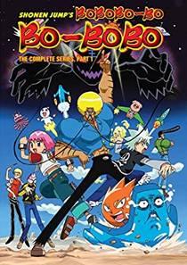 Picture of a TV show: Bobobo-Bo Bo-Bobo