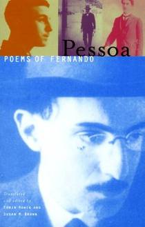 Picture of a book: Poems of Fernando Pessoa