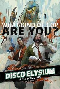 Picture of a game: Disco Elysium