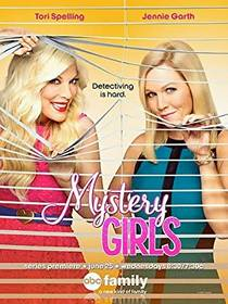 Picture of a TV show: Mystery Girls