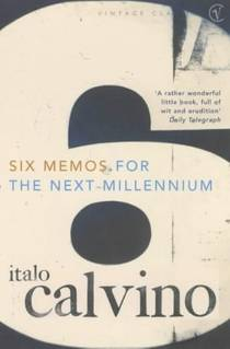 Picture of a book: Six Memos For The Next Millennium