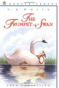 Picture of a book: The Trumpet Of The Swan