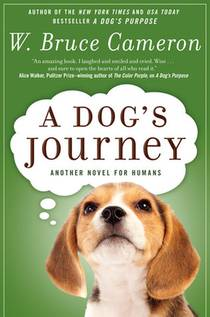 Picture of a book: A Dog's Journey