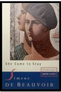 Picture of a book: She Came To Stay