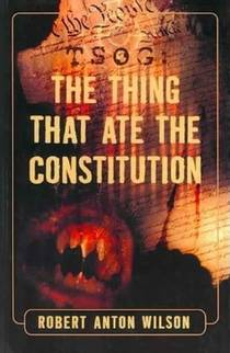 Picture of a book: Tsog: The Thing That Ate The Constitution
