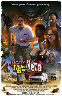 Picture of a movie: Angry Video Game Nerd: The Movie