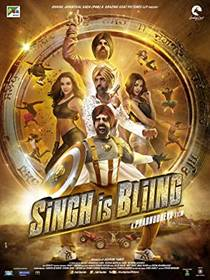 Picture of a movie: Singh Is Bliing