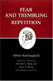 Picture of a book: Fear And Trembling/repetition