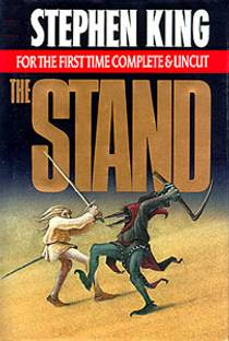 Picture of a book: The Stand
