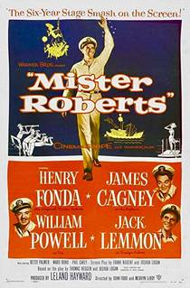 Picture of a movie: Mister Roberts