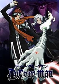 Picture of a TV show: D.Gray-Man