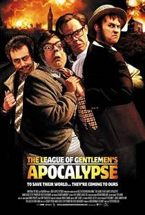 Picture of a movie: The League Of Gentlemen's Apocalypse