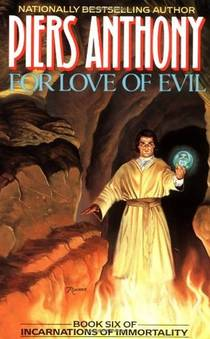 Picture of a book: For Love Of Evil