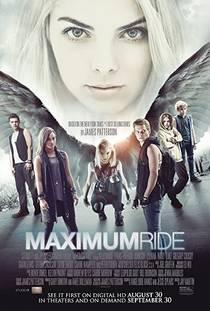 Picture of a movie: Maximum Ride