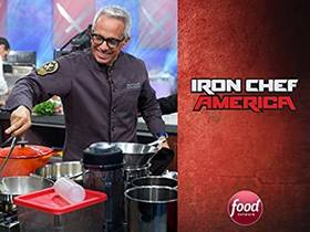Picture of a TV show: Iron Chef America: The Series