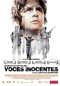 Picture of a movie: Voces Inocentes