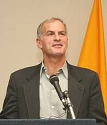 Picture of an author: Norman G. Finkelstein