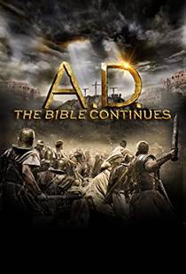 Picture of a TV show: A.D. The Bible Continues