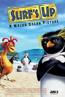 Picture of a movie: Surf's Up