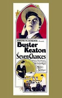 Picture of a movie: Seven Chances