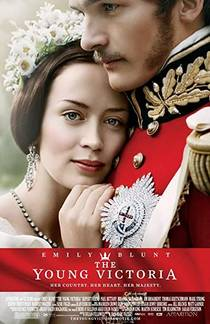 Picture of a movie: The Young Victoria