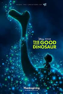 Picture of a movie: The Good Dinosaur